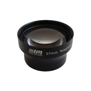 ALM 37mm Telephoto Lens with 2x Magnification for mCAM and mCAMLITE-Black -