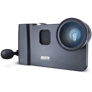 ALM mCAM Stabilizer Mount with Video Lens and Microphone for iPhone 6-6S