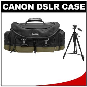 "Canon 1EG Professional Digital SLR Camera Case - Gadget Bag with 57"" Photo/Video Tripod at Sears.com"