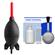 Giottos Rocket-Air Blower Professional AA1900 with 5-Piece Cleaning Kit