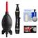 Giottos Rocket-Air Blower Professional AA1900 with Cleaning Kit