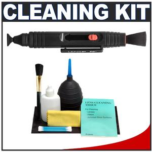 Lenspen Lens Pen Cleaning System with 6 piece Digital SLR Camera Cleaning Kit