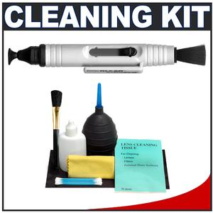 Lenspen Digi-Klear LCD Monitor Pen Digital Display Cleaning System with 6 piece Digital SLR Camera Cleaning Kit
