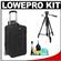 Lowepro Pro Roller x200 Digital SLR Camera Bag/Backpack Case with Wheels (Black) with Deluxe Photo/Video Tripod + Accessory Kit