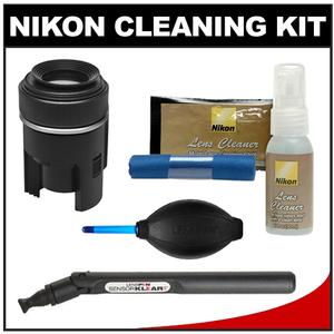 Nikon Digital Camera and Lens Cleaning Kit with Blower + Lenspen Sensor Cleaner Kit
