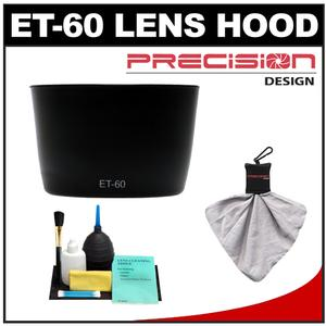 Precision Design Et 60 Lens Hood For Canon