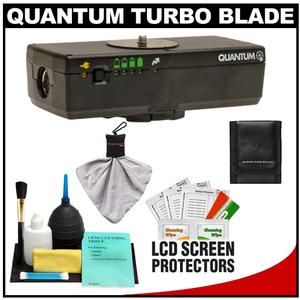 Quantum Turbo Blade Rechargeable Battery Pack with Cleaning Accessory Kit