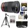 Rokinon 35mm f/1.4 Aspherical Automatic Wide Angle Lens (for Nikon Cameras) with Filters + Tripod + Cleaning Kit