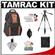 Tamrac 3385 Aero Speed Pack 85 Digital SLR Camera / Laptop Backpack (Rust) with Deluxe Photo/Video Tripod + Canon Cleaning Kit