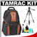 Tamrac 3385 Aero Speed Pack 85 Digital SLR Camera / Laptop Backpack (Rust) with Deluxe Photo/Video Tripod + Accessory Kit