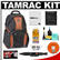 Tamrac 3385 Aero Speed Pack 85 Digital SLR Camera / Laptop Backpack (Rust) with Reader + Cleaning Kit + LCD Protectors + Accessory Kit