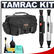 Tamrac 5612 Pro 12 Digital SLR Camera Bag (Black) with Complete Cleaning Kit