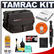 Tamrac 604 Zoom Traveler 4 Digital SLR Camera Bag (Black) with Reader + Cleaning Kit + LCD Protectors + Accessory Kit