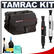 Tamrac 604 Zoom Traveler 4 Digital SLR Camera Bag (Black) with Complete Cleaning Kit
