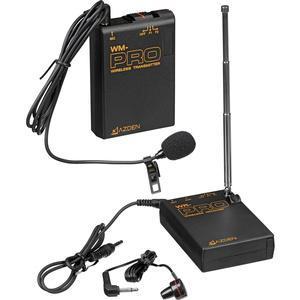 Azden WLX-PRO Wireless Lavalier Lapel Microphone System