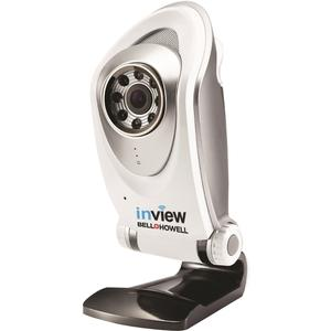 Bell and Howell C-IP105 Wi-Fi HD IP Video Security Camera with LED Night Vision