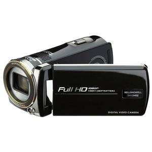 Bell and Howell DV12HDZ 1080p HD Video Camera Camcorder-Black -