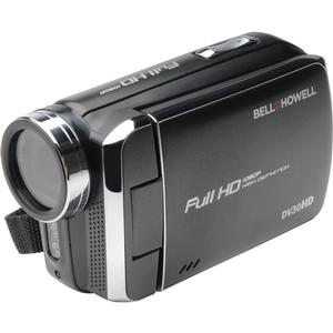 Bell and Howell DV30HD 1080p HD Video Camera Camcorder-Black -