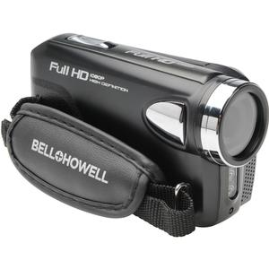 Bell howell dv30hd 1080p hd video camera camcorder black for Cameta com