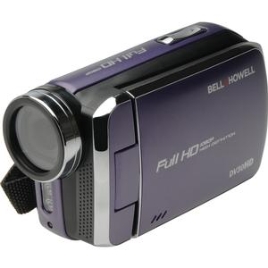 Bell and Howell DV30HD 1080p HD Video Camera Camcorder-Purple -