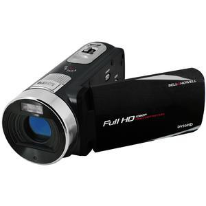 Bell and Howell Fun Flix DV50HD 1080p HD Video Camera Camcorder-Black -