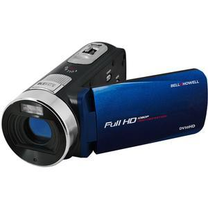 Bell and Howell Fun Flix DV50HD 1080p HD Video Camera Camcorder-Blue -