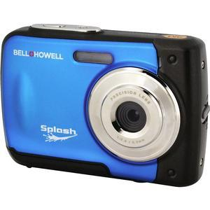 Bell and Howell Splash WP10 Shock and Waterproof Digital Camera-Blue -
