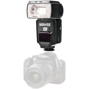 Bower SFD958C Power Zoom LCD Flash (for Canon EOS E-TTL)