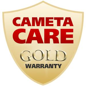 Cameta Care Gold 3 Year Video Camera Warranty-Under $7 500 -