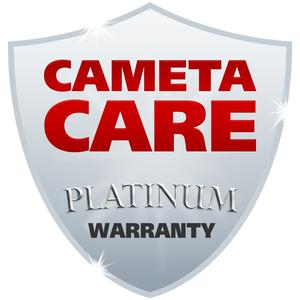 Cameta Care Platinum 3 Year ADH Video Camera Warranty-Under $25 000 -