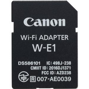 Canon W-E1 Wi-Fi Mobile Adapter for EOS 7D Mark II EOS 5DS EOS 5DS R Cameras