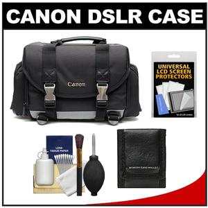 Canon 200DG Digital SLR Camera Case-Gadget Bag with Accessory Kit