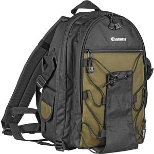 Canon 200EG Deluxe Digital SLR Camera Backpack Case