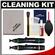 Canon Optical Digital Camera & Lens Cleaning Kit (Brush, Microfiber Cloth, Fluid & Tissue) with Blower + Lenspen + DigiKlear