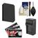 Essentials Bundle for Canon Rebel SL1 DSLR Camera & 18-55mm Lens with LP-E12 Battery & Charger + Cleaning Kit