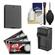 Essentials Bundle for Canon Rebel T5 & T6 DSLR Camera & 18-55mm Lens with LP-E10 Battery & Charger + Cleaning Kit