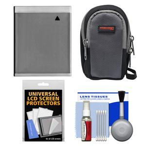 Essentials Bundle for Canon Powershot SX280 SX600 SX700 SX710 HS Camera with NB-6L Battery and Case and Accessory Kit