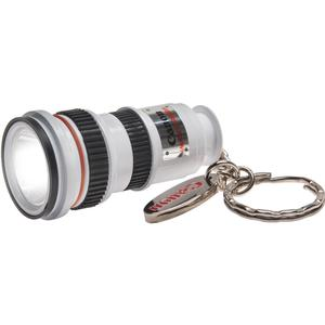 Canon OIS Lens LED Flashlight Keychain