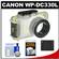 Canon WP-DC330L Waterproof Underwater Housing Case for PowerShot Elph 110 HS Camera with Battery + Cleaning Kit