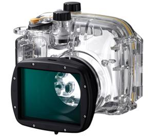 Canon WP-DC44 Waterproof Underwater Housing Case for PowerShot G1 X Digital Camera