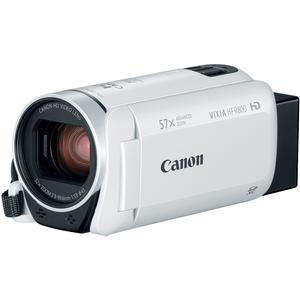 Canon Vixia HF R800 1080p HD Video Camera Camcorder - White -
