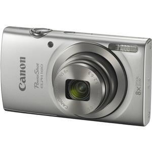 Canon PowerShot Elph 180 Digital Camera - Silver -