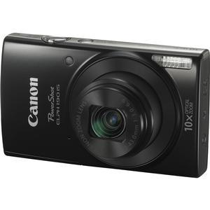 Canon PowerShot Elph 190 IS Wi-Fi Digital Camera - Black -