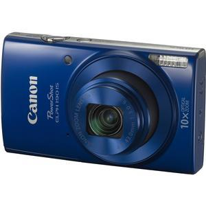 Canon PowerShot Elph 190 IS Wi-Fi Digital Camera - Blue -