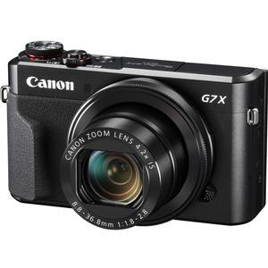 Canon PowerShot G7 X Mark II Wi-Fi Digital Camera