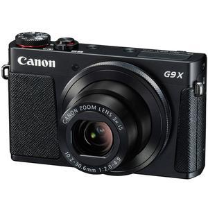 Click here for Canon PowerShot G9 X Wi-Fi Digital Camera (Black) prices