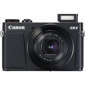 Canon PowerShot G9 X Mark II Wi-Fi Digital Camera - Black -