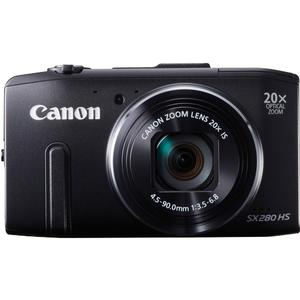 Canon PowerShot SX280 HS Digital Camera (Black) at Sears.com