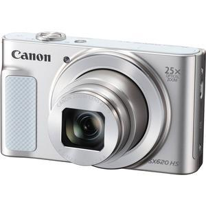 Canon PowerShot SX620 HS Wi-Fi Digital Camera - Silver -