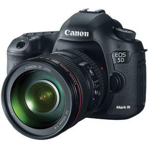Canon EOS 5D Mark III Digital SLR Camera with EF 24-105mm L IS USM Lens